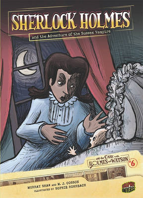 Sherlock Holmes and the Adventure of the Sussex Vampire (BOK)