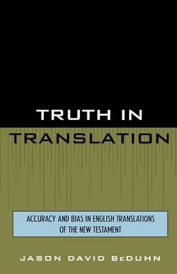 Truth in Translation (BOK)