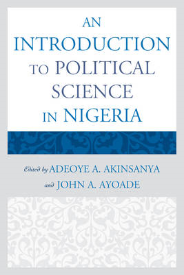 Introduction to Political Science in Nigeria (BOK)