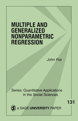 Multiple and Generalized Nonparametric Regression (BOK)
