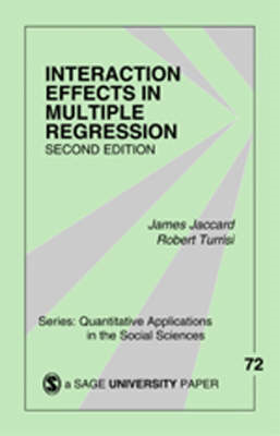 Interaction Effects in Multiple Regression (BOK)