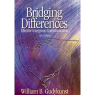 Bridging Differences: Effective Intergroup Communication (BOK)