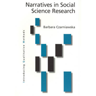 Narratives in Social Science Research (BOK)