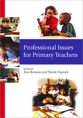 Professional Issues for Primary Teachers (BOK)