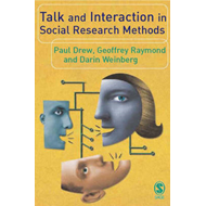 Talk and Interaction in Social Research Methods (BOK)