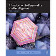 Introduction to Personality and Intelligence (BOK)