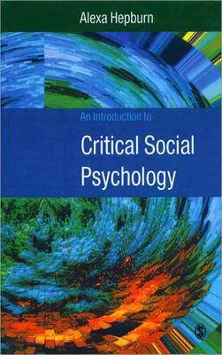 Introduction to Critical Social Psychology (BOK)