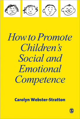 How to Promote Children's Social and Emotional Competence (BOK)