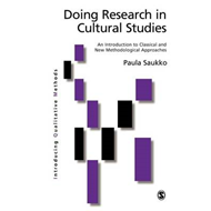Doing Research in Cultural Studies (BOK)