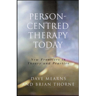 Person-Centred Therapy Today (BOK)
