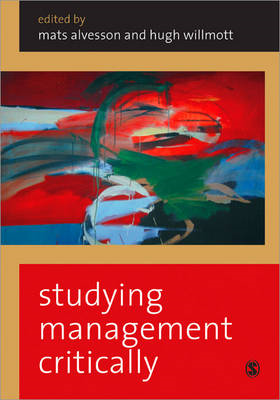 Studying Management Critically (BOK)