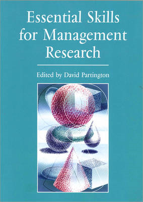 Essential Skills for Management Research (BOK)
