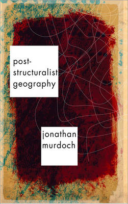 Post-structuralist Geography (BOK)