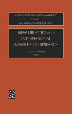 New Directions in International Advertising Research (BOK)