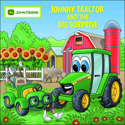 Johnny Tractor and Big Surprise (BOK)