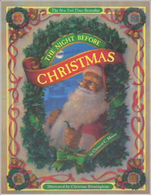 Night Before Christmas (Board Book) (BOK)