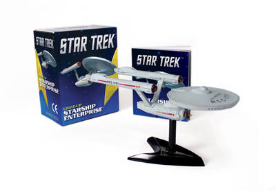Star Trek: Light-Up Starship Enterprise (BOK)