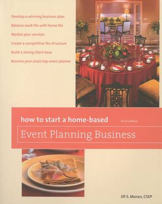 How to Start a Home-Based Event Planning Business (BOK)