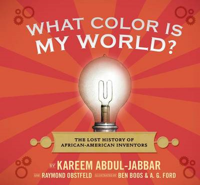 What Color Is My World? (BOK)