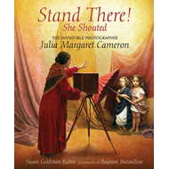 Stand There! She Shouted (BOK)