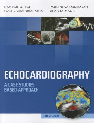 Echocardiography: A Case Studies Based Approach (BOK)