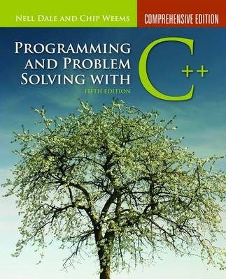 Programming and Problem Solving with C++ (BOK)