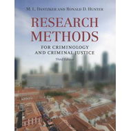 Research Methods For Criminology And Criminal Justice (BOK)
