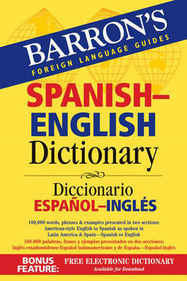 Spanish-English Dictionary (BOK)