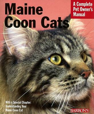 Maine Coon Cats (BOK)