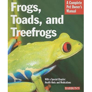 Frogs, Toads and Treefrogs (BOK)