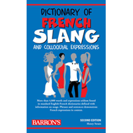 Dictionary of French Slang (BOK)