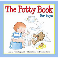 The Potty Book for Boys (BOK)
