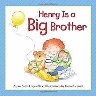 Henry is a Big Brother (BOK)