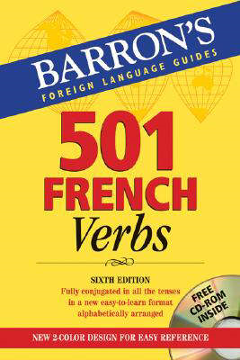 501 French Verbs (BOK)