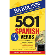 501 Spanish verbs - fully conjugated in all the tenses in a new, easy-to-learn format, alphabetically arranged (BOK)