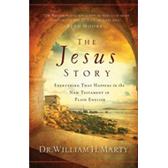 The Jesus Story: Everything That Happens in the New Testament in Plain English (BOK)