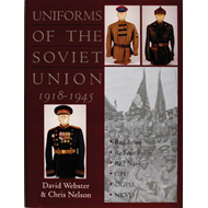 Uniforms of the Soviet Union 1918-1945 (BOK)
