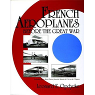 French Aeroplanes Before the Great War (BOK)