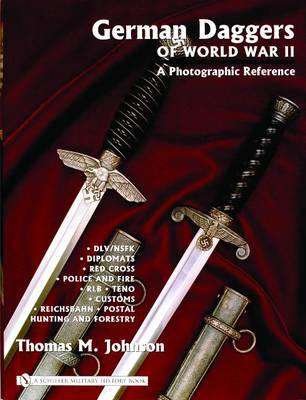 German Daggers of World War II - a Photographic Reference: v. III (BOK)