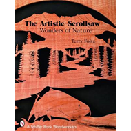 The Artistic Scrollsaw - Wonders of Nature (BOK)