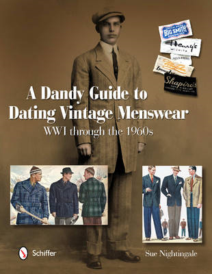 Andy Guide to Dating Vintage Menswear (BOK)