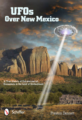 UFOs Over New Mexico (BOK)