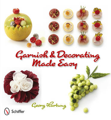 Garnish and Decorating Made Easy (BOK)