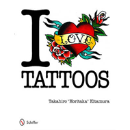 I Love Tattoos (BOK)