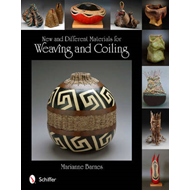 New and Different Materials for Weaving and Coiling (BOK)