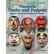 Mexican Masks and Puppets (BOK)