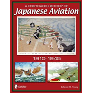 Postcard History of Japanese Aviation (BOK)