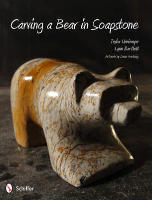 Carving a Bear in Soapstone (BOK)