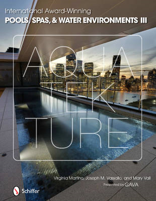 International Award-winning Pools, Spas, & Water Environment (BOK)