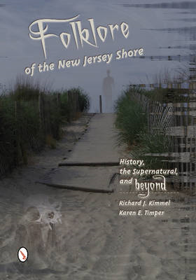 Folklore of The New Jersey Shore (BOK)